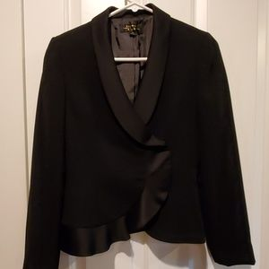 New without tags Luxe black suit